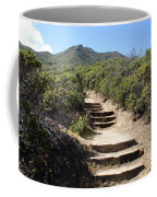Stairway To Heaven On Mt Tamalpais Coffee Mug