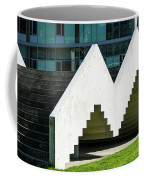 Stairway To Higher Learning Coffee Mug