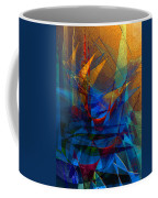 Stairway Upon Grail Passeges Coffee Mug