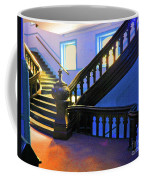 Stairwell Of Color Coffee Mug