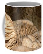 Stalactite Formation In Karst Cave Coffee Mug