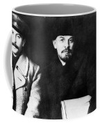 Stalin, Lenin & Trotsky Coffee Mug