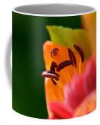 Stamen And Sunlight Coffee Mug