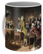 Stamp Act: Patrick Henry Coffee Mug