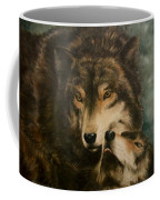 Stand By Me - Wolves Coffee Mug