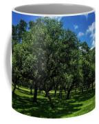 Stand Of Oaks Coffee Mug