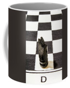 Stand Up For The Dark Horses Coffee Mug