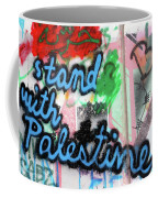 Stand With Palestine Coffee Mug