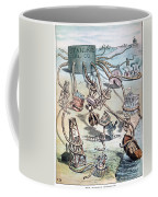 Standard Oil Cartoon Coffee Mug