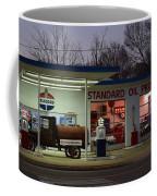 Standard Oil Museum After Dark 18 Coffee Mug