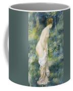 Standing Bather Coffee Mug