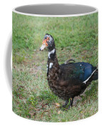 Standing Duck Coffee Mug