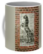 Standing Horse Coffee Mug