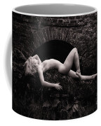 Standing Out In The Dark. Coffee Mug