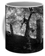 Standing Stones Near The Tree Coffee Mug