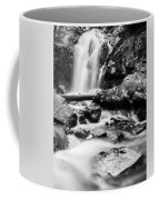 Standing Strong Vertical Coffee Mug