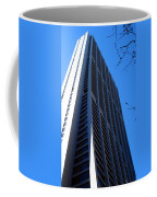 Standing Tall Chicago Coffee Mug