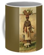 Standing Woman Coffee Mug