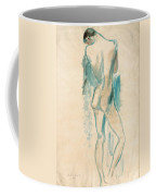 Standing Youth Coffee Mug