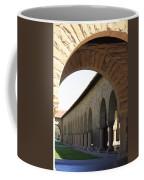 Stanford Memorial Court Arches I Coffee Mug