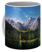 Stanley Lake Reflections Coffee Mug