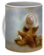 Star And Shells Coffee Mug