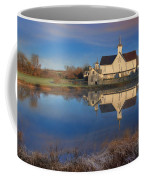 Star Barn Sunrise Coffee Mug