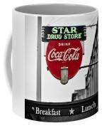Star Drug Store Coffee Mug