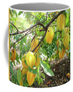 Star Fruit Belongs To The Plant Family Coffee Mug