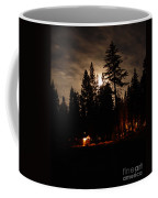 Star Lit Camp Coffee Mug