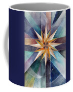 Star Mandala 2  Coffee Mug