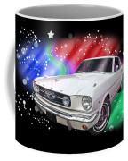 Star Of The Show - 66 Mustang Coffee Mug