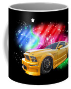 Star Of The Show - Mustang Gtr Coffee Mug