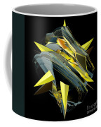 Star Of Yellow Coffee Mug