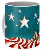 Star Spangled Coffee Mug by Cindy Thornton