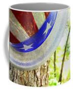 Star Spangled Hat Coffee Mug