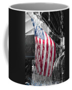 Star Spangled Splash  Coffee Mug
