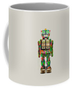 Star Strider Robot Psyc Coffee Mug