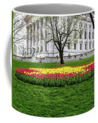 Star Tulips Coffee Mug