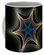 Star Twist Spiral Coffee Mug