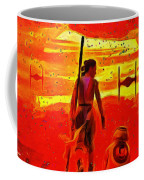 Star Wars 8 Last Jedi - Da Coffee Mug