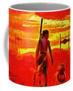 Star Wars 8 Last Jedi - Pa Coffee Mug