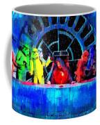Star Wars Empire Last Supper - Pa Coffee Mug