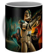 Star Wars Fighters Coffee Mug