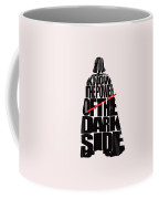 Star Wars Inspired Darth Vader Artwork Coffee Mug