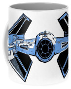 Star Wars Tie Fighter Advanced X1 Coffee Mug