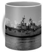 Starboard Boxer Coffee Mug