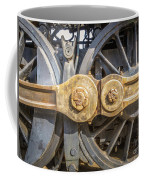 Starboard Drive Wheels And Connecting Rods No. 9000 Coffee Mug