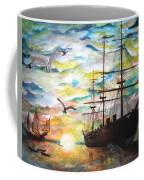 Starboard Flight Coffee Mug