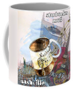 Starbucks Mug Nashville Coffee Mug